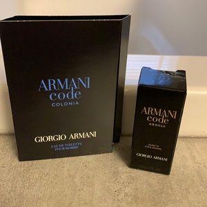 Armani Code Georgia Armani (2)